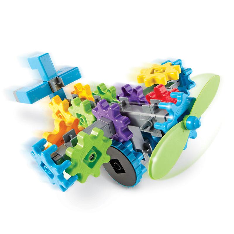 Gears! Gears! Gears! FlightGears - by Learning Resources - LER9236