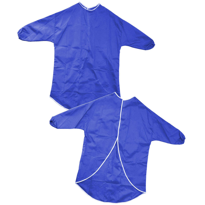 Children's Play Apron - Blue - 70cm Length - MB1034