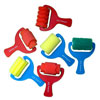 Assorted Foam Rollers - Set of 6 - MB730-6