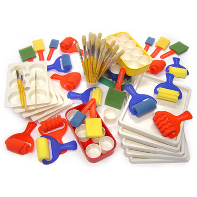 Junior Group Painting Set - MB500PACK