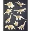 Wooden Dinosaur Templates - Set of 9 - MB1400-9