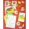 Wooden Fruit Templates - Set of 9 - MB1404-9