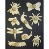 Wooden Mini Bug Templates - Set of 9 - MB1408-9