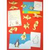 Wooden Sea Life Templates - Set of 9 - MB1410-9