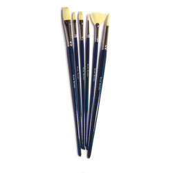 Oil Painting Brush Set - Set of 6