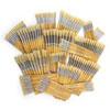 Hog Short Brushes: Round Tip Mixed Set - Set of 200