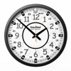 Easy Read Time Teacher Playground Clock - 24 Hour - 36cm Diameter