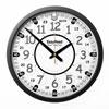 Easy Read Time Teacher Playground Clock - 24 Hour - 36cm Diameter - ERPG-24