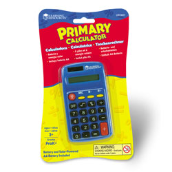 Primary Calculator - by Learning Resources