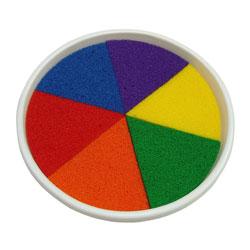 Giant Ink Pad - Rainbow