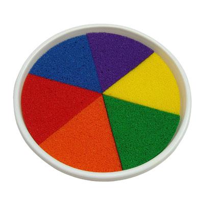 Giant Ink Pad - Rainbow - MB1016-R