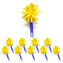 Fuzzy Foam Dabbers - Pack of 10