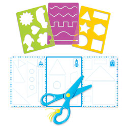 Trace Ace Scissor Skills Set - by Learning Resources