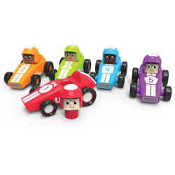 Speedy Shapes Racers - by Learning Resources