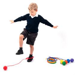 Ankle Hoops - Set of 6