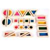 Rainbow Block Set - Set of 24 - CD73275