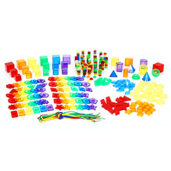 Early Years Maths Resource Set - Set of 498 Pieces