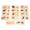 Domestic Animal Family Match Tiles - Set of 28 - CD73406