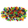 Translucent Jumbo Lacing Beads - Set of 180 with 12 Laces - CD73085