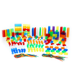 Early Years Colour Resource Set - Set of 634 Pieces