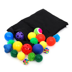 Sensory Ball Pack - Set of 20