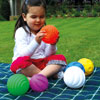 Coloured Tactile Balls - Set of 6 - CD72448