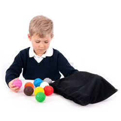 Discovery Ball Activity Set - includes 18 balls