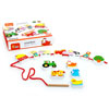 Farm Lacing Blocks Set - CD76009