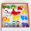 Safari Lacing Blocks Set - CD76011