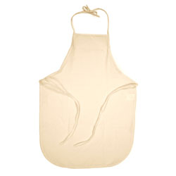 Fabric Cotton Children's Apron (One Size) - 71cm Length