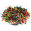 Coloured Wooden Matchsticks - Pack of 1000