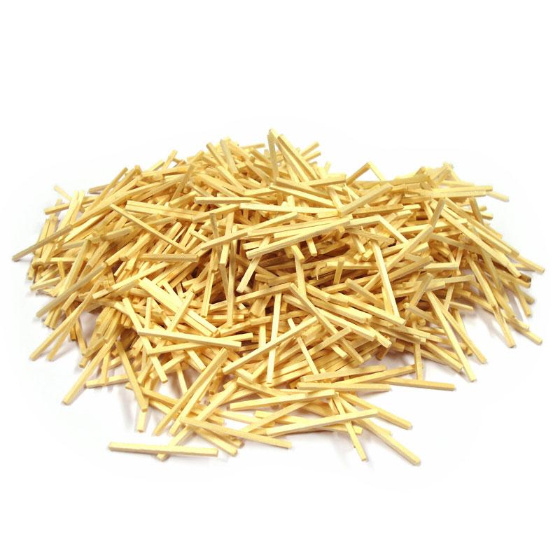 Plain Wooden Matchsticks - Pack of 1000 - MB7061-1000