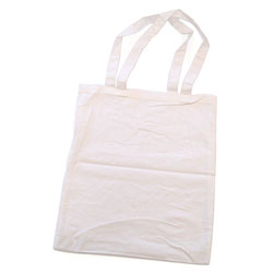 Plain Calico Bag - 37cm x 42cm