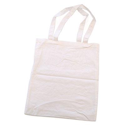 Plain Calico Bag - 37cm x 42cm - MB1082