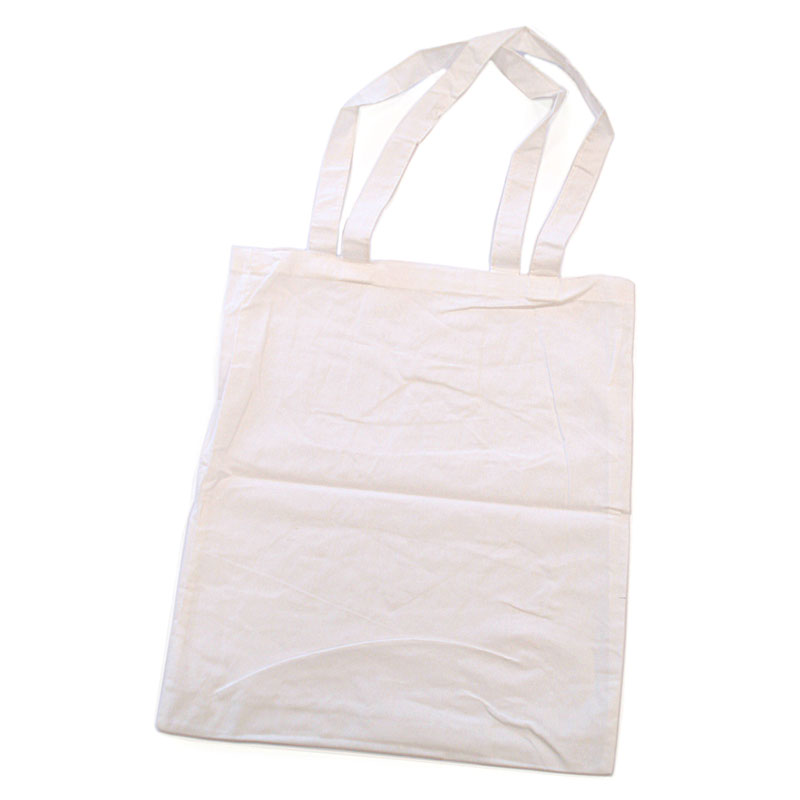 Plain Calico Bag - 37cm x 42cm - MB1082