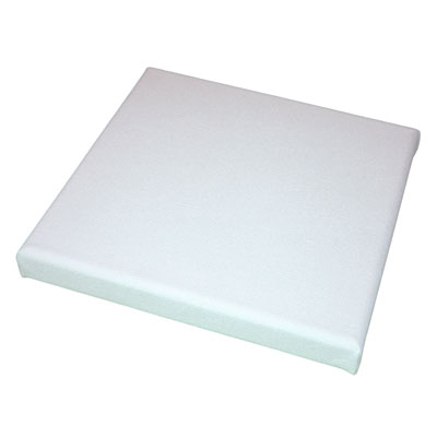 Primed & Stretched Canvas Square - 15cm x 15cm - Single - MB-CAN0606