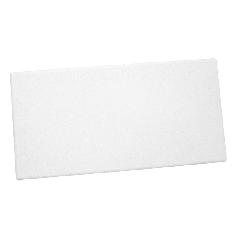 Primed & Stretched Canvas Rectangular - 30cm x 15cm - Single - MB-CAN0612