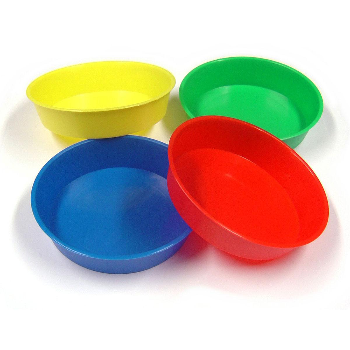 Plastic Bowls - Set of 4 MB7015-4 | Primary ICT