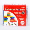 Rainbow Pebbles - Set of 36 - CD54047