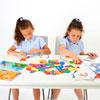 Rainbow Pebbles Classroom Pack - Set of 302 - CD54107