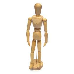 Wooden Manikin - 30cm Tall