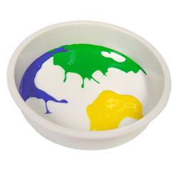 Plastic Saucer - Pack of 10