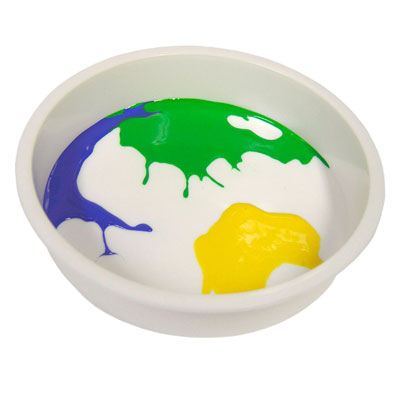 Plastic Saucer - Pack of 10 - MB7032-10