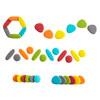 Junior Rainbow Pebbles Earth Colours - Set of 36 - CD75164