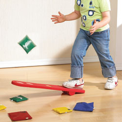 Joey Jump Bean Bag Game - includes 2x Bean Bags