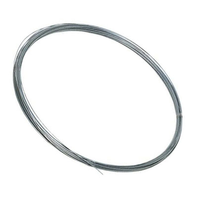 Steel Modelling Wire 1.25mm 500g Coil - Approx 50m Length - MB78602A