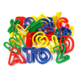 Alphabet Cutters - Upper Case - Set of 26