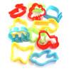 Assorted Shape Dough Cutters - Set of 11