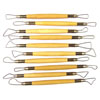 Wire End Clay Tools - Set of 10