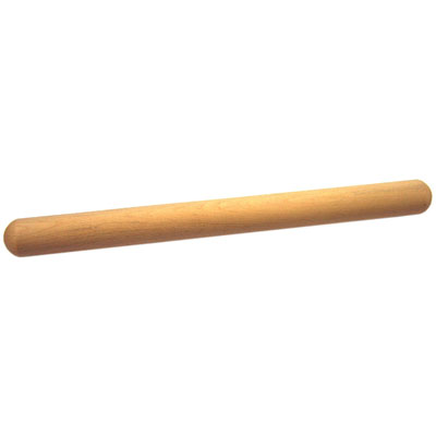 Large Smooth Wooden Rolling Pin - Approx 40-42cm Length - MB7815